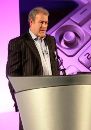 Lee Britton, CEO of Altair presenting at the Prepaid Card Summit 2008