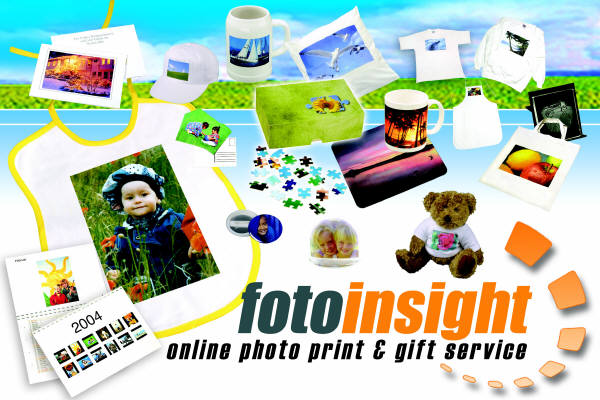 FotoInsight Digital Photo Processing Service Online