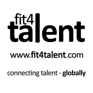 Fit4Talent - Connecting Talent Globally