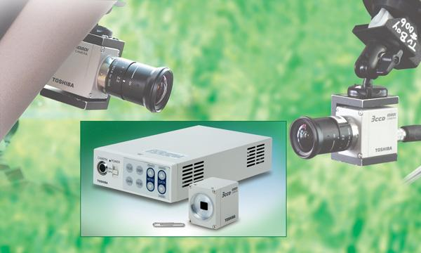 Toshibas Imaging's Tiny Hi-Def 3CCD Cameras Chase Storms for Discovery Channel