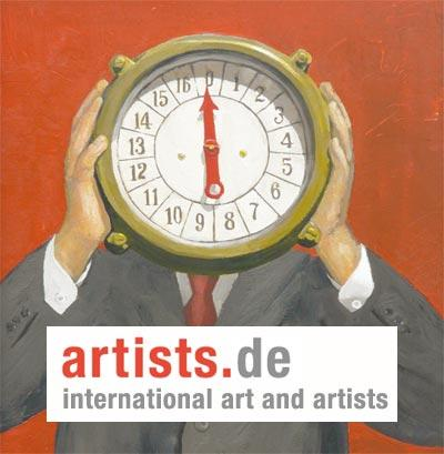 Online-Gallery for international visual artists