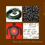 The Art of Four Elements Book