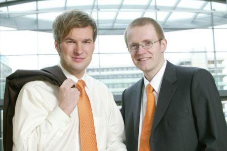 Ingo Mierswa (CEO) and Ralf Klinkenberg (CBDO)