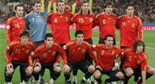 Euro 2008: Spain: winners in 1964