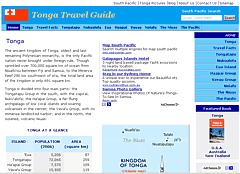 Tonga Travel Guide