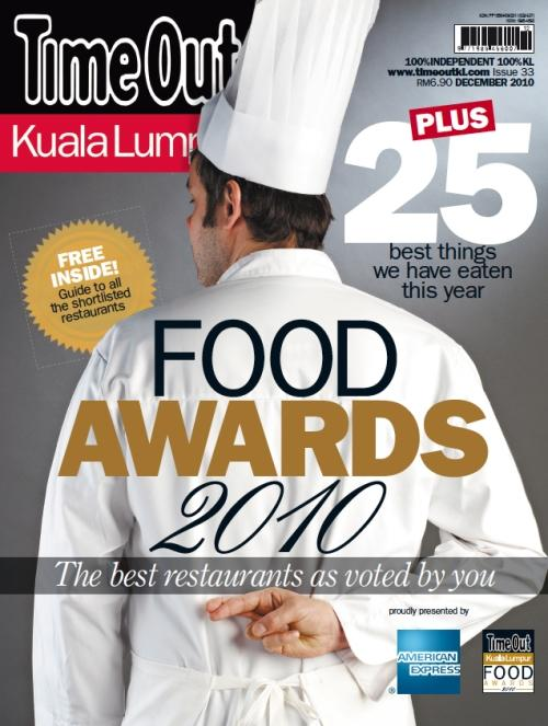 Time Out KL Dec 2010 Issue wins the MPA Awards