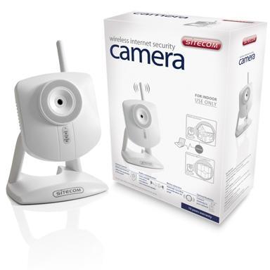 WL-404 Wireless Internet Security Camera