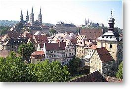 Viwe over Bamberg
