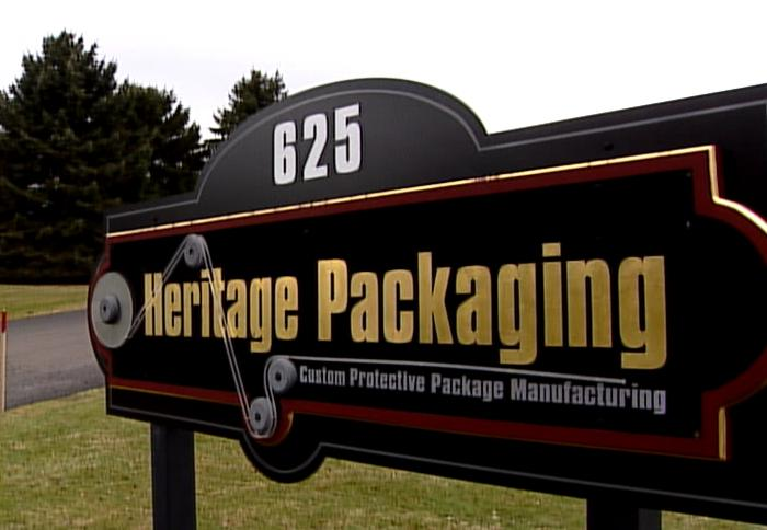 Heritage Packaging in Victor, NY. The company was recently recognized for supplier excellence by the Eastman Chemical Company