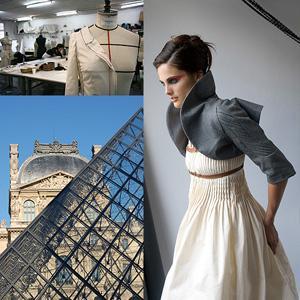 Studying Fashion between Paris and Milan
