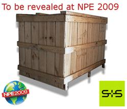 NPE 2009 sees the introduction of the very latest innovation from S+S.