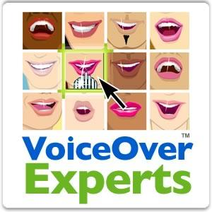 """Frank Frederick's """"Love Notes"""" Podcast on Voice Over Experts"""