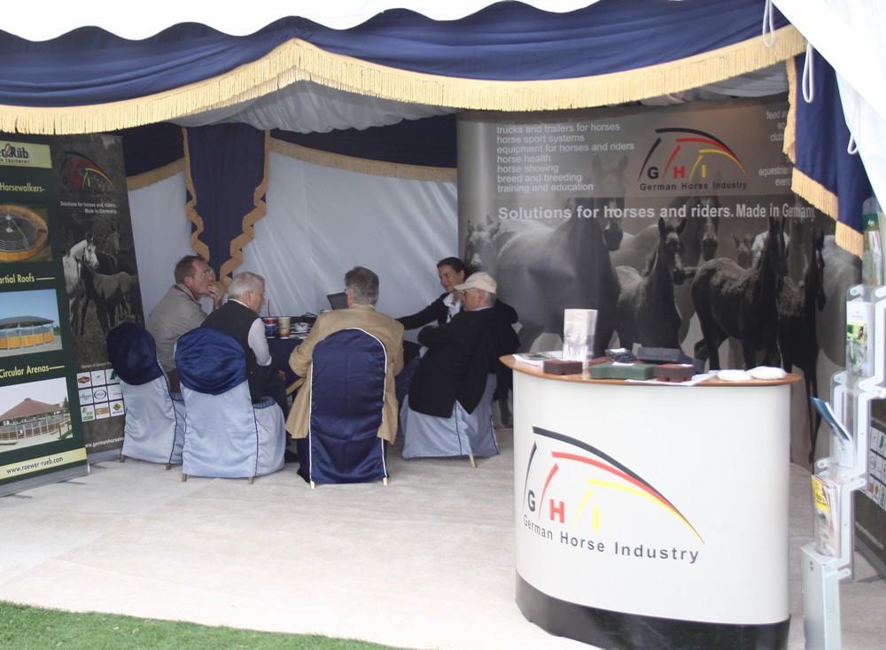 CSI Ghantoot Polo Club Abu Dhabi, German Horse Industry