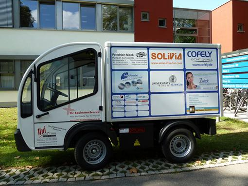 Social mobile care Vehicle