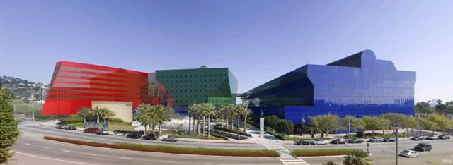 Pacific Design Center (West Hollywood) Los Angeles will host ARTIADE - Olympics of Art - 2008