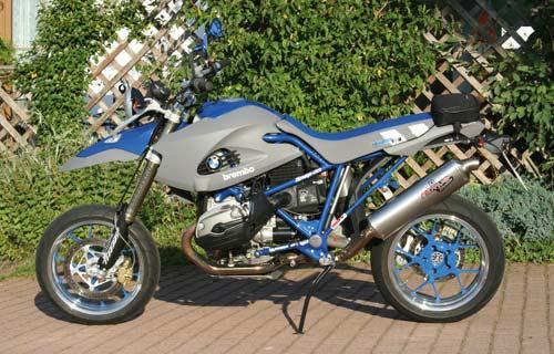 BMW HP2 conversion by Hornig
