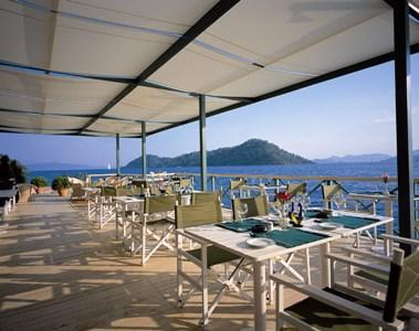 Sundowner Restaurant at Swissôtel Göcek Marina & Resort