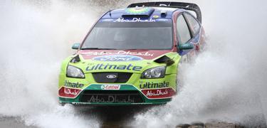 Rallye Italy: Latvala