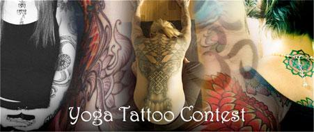 ChakraVibe Yoga Tattoo Contest
