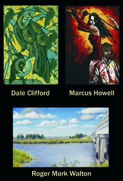 Winners of 2007 Print Show Exhibit New Work at Asylum Gallery