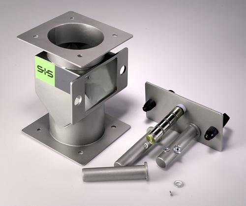 EXTRACTOR pipe magnet in three-rod version (photograph S+S)