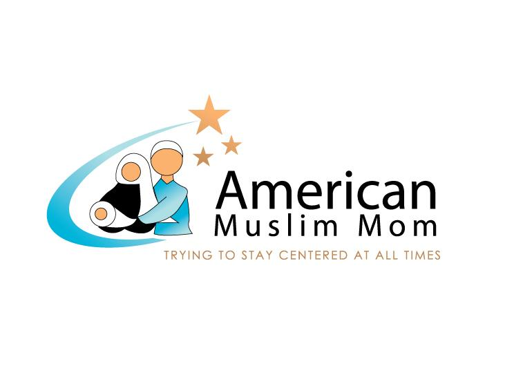 American Muslim Mom's New Brand Logo