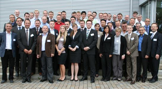 40 international guests and about 20 ESCHA staffers participated at the three-day Export-Meeting in Halver, Germany.