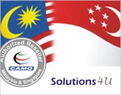 CAMO appoints Solutions 4u as resellers