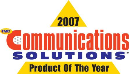 TOPEX Receives 2007 Product of the Year Award from