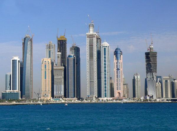 Dubai property 'The Torch' sets new world record