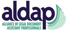 Alliance of Legal Document Assistant Professionals Announces