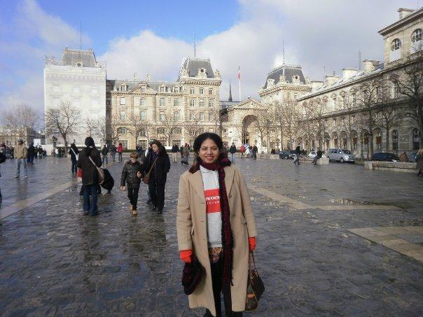 Prof Nirupama from BITS Pilani invited to attend UNESCO International Mother Language Day Symposium at Paris