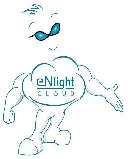eNlight Cloud Mascot