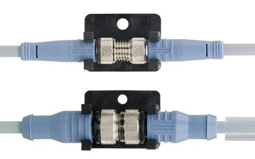 The mounting-clips are perfect fit adapted for ESCHA-round connectors and provide for clarity in application.