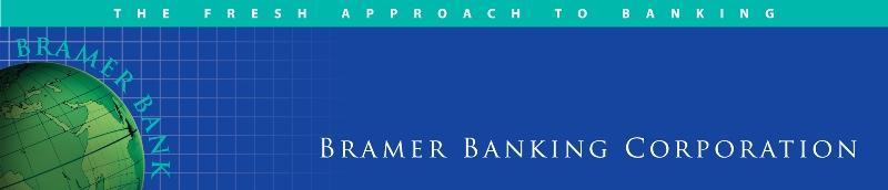 Bramer Bank's new CI