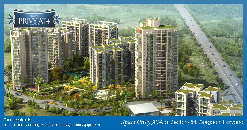 Spaze presents Privy AT4, a luxurious residential project