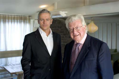 Mark Craze (CEO) & Lord Watson (Chairman) - Havas Media UK