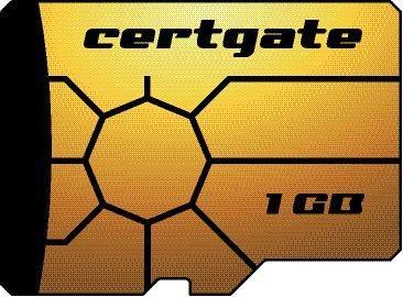 certgate PreBoot Authenticator bases on the certgate SmartCard microSD