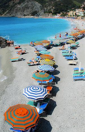 Summer Holidays in Liguria...