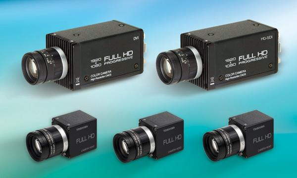 Toshiba Imaging Announces Breakthrough Price Reduction on 5 HD CMOS Cameras