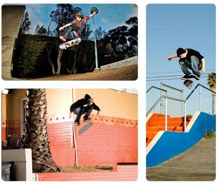 Walker Ryan- AERIAL7 Skate Team Ambassador