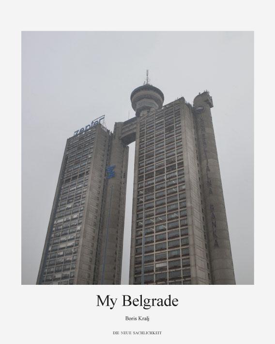 Boris Kralj: My Belgrade. ISBN 978-3-942139-12-0, 32 Euro