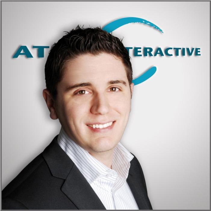 Aaron Scheuerman, Marketing Manager ATLAS Interactive Deutschland