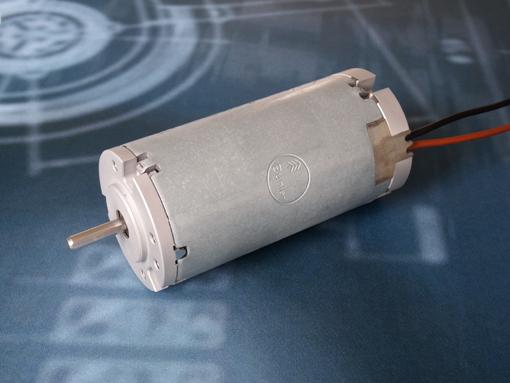 One example of the new 13.49 DC motor family by Bühler Motor