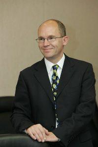 Nigel Hawthorn, vice president EMEA Marketing at Blue Coat Systems