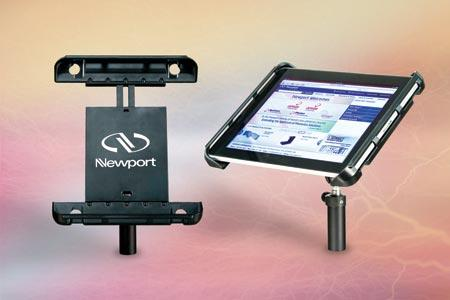 Newport Introduces Fully-Adjustable Tablet Computer Mounts