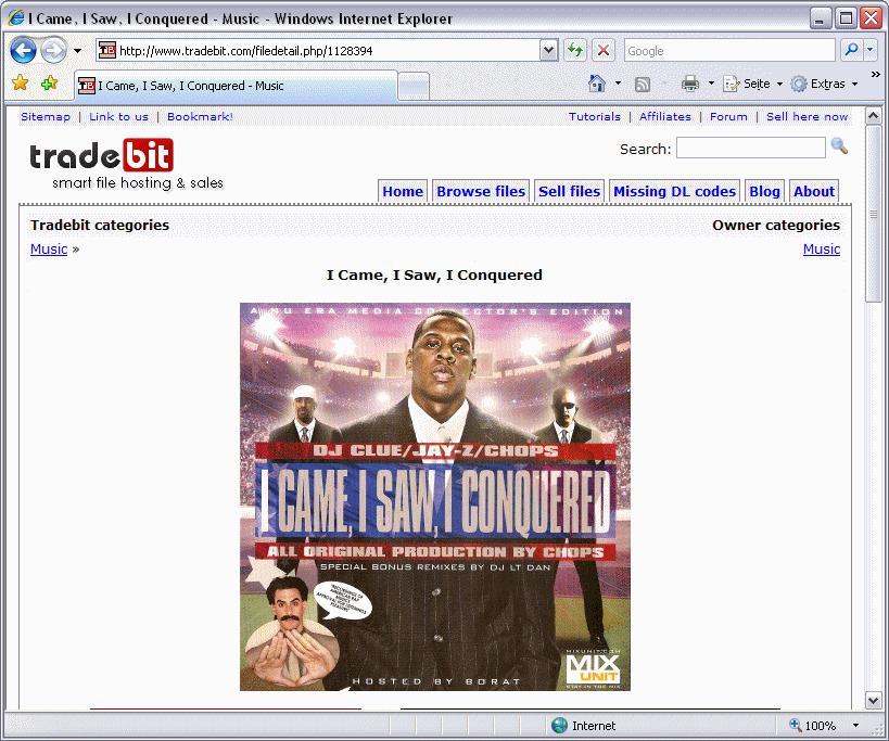 Entertainment Downloads