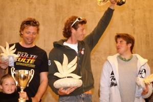 from left to right: Fabien Pendle, Cyril Moussilmany, Cedric Bordes