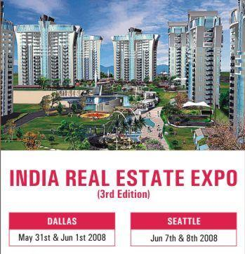 India Real Estate Expo 2008