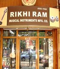 Rikhi Ram Sitar, Electric Sitar, Tanpura, Veena, Surbahar,